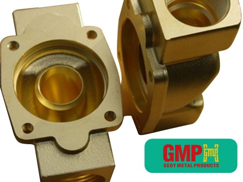 brass forging machining
