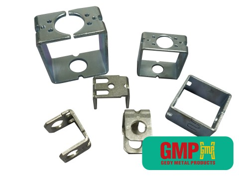 High Quality Aluminum Punching Parts -