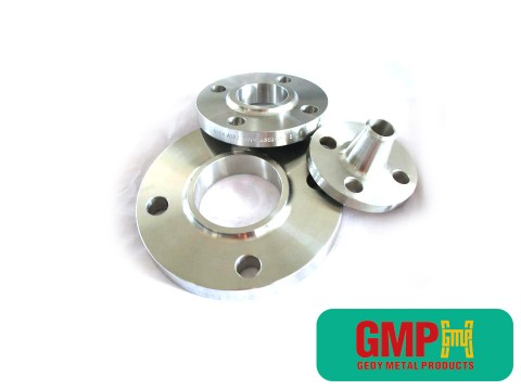flange CNC ክፍሎች machined
