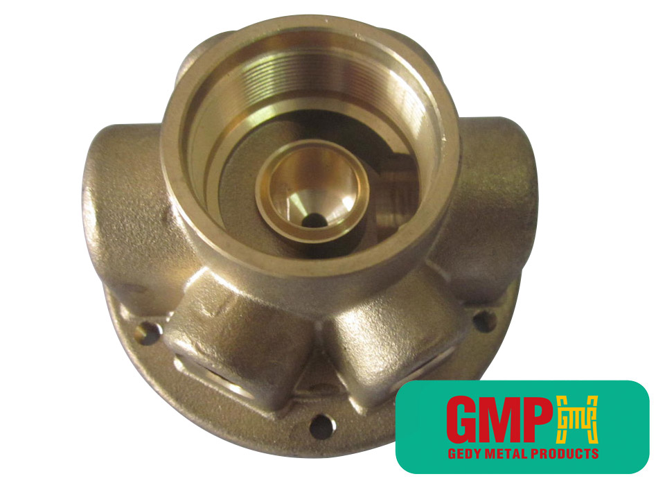 Factory Supply Cnc Machining Die Casting Components -