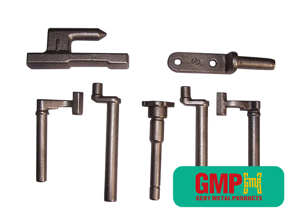 Fixed Competitive Price Round Turned Cnc Components - Forging – GEDY METAL