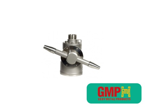 China Supplier Cnc Mill Machining Parts -