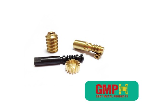 worm Gears CNC machining