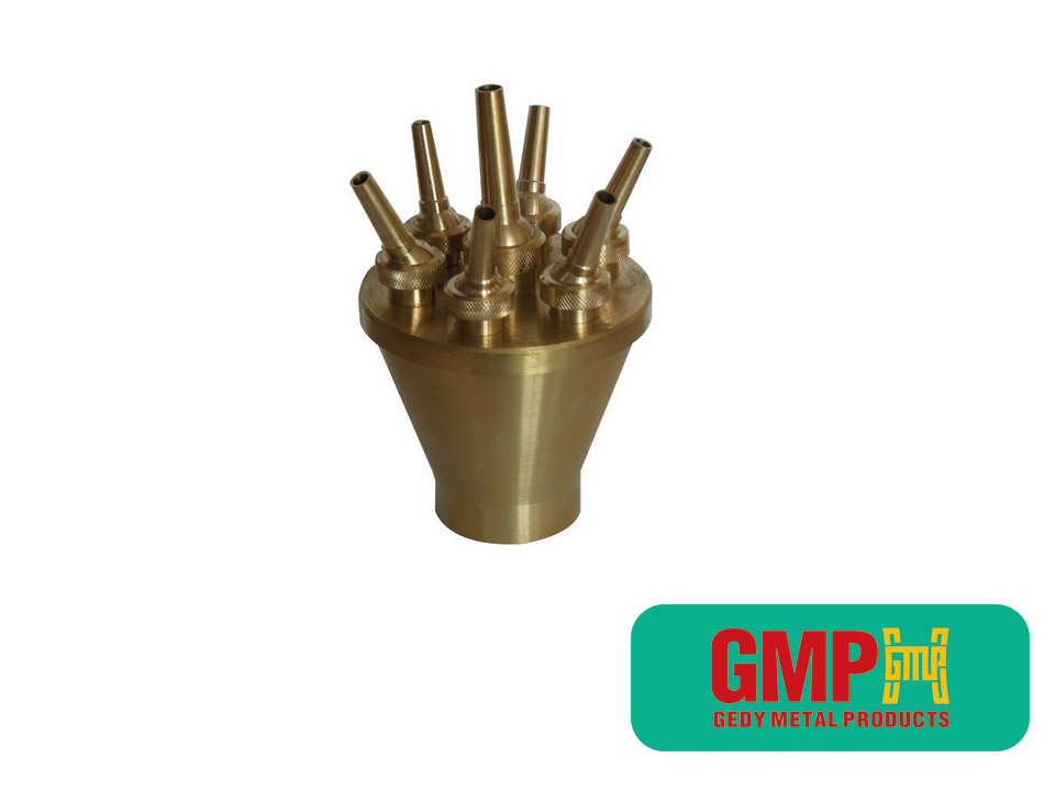 OEM/ODM Factory Metal Cnc Machining Parts -