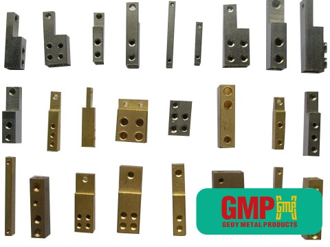 OEM Manufacturer Precision Brass Components -
