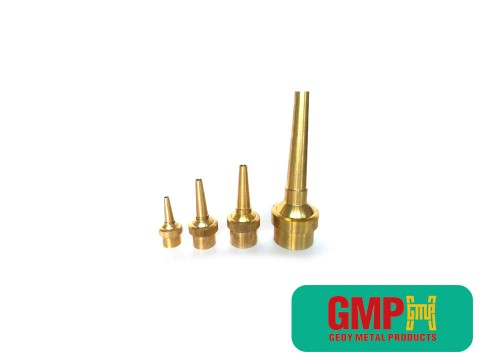 Quality Inspection for CNC Stamping Components -