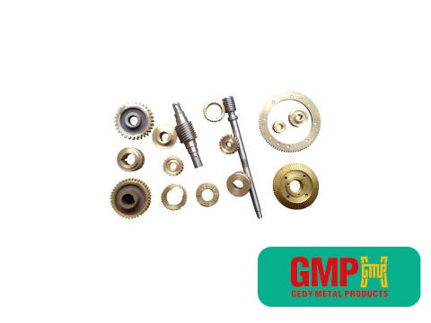 Factory making Components Of Cnc -