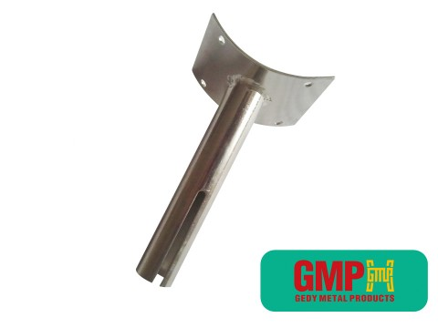 China Gold Supplier for Sheet Metal Components Manufacturer L Bracket -