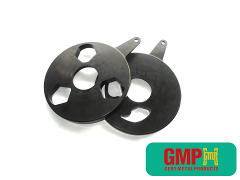 CNC machined ክፍሎች