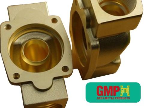 brass forging machining