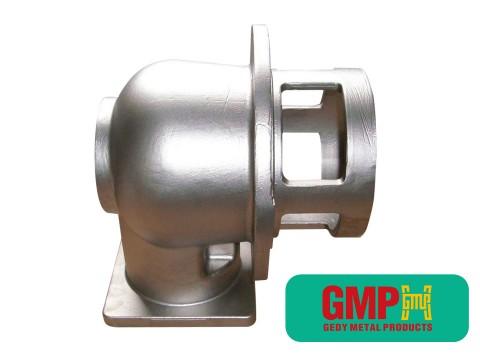 pump investment casting