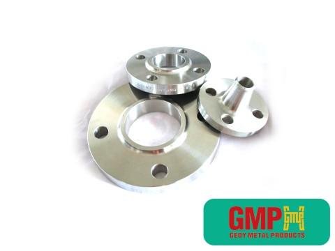flange CNC machined parts