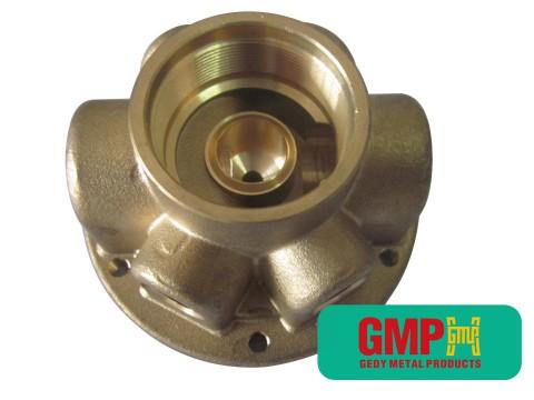 brass forging maching